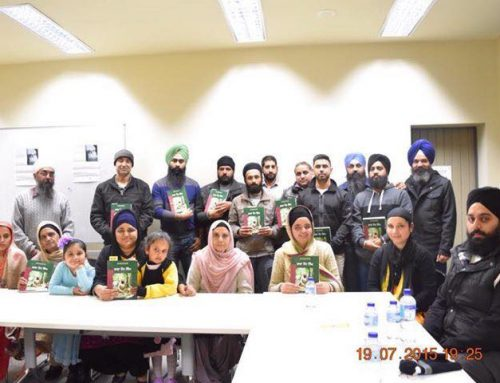 First Sikh Book Club launched in Australia
