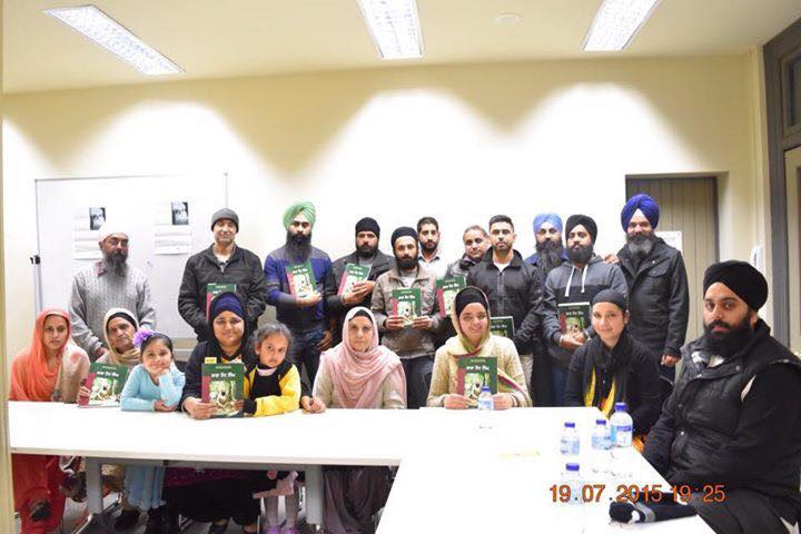Bhai Vir Singh Book Club
