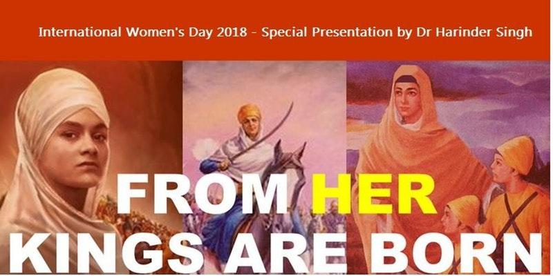 women sikh history